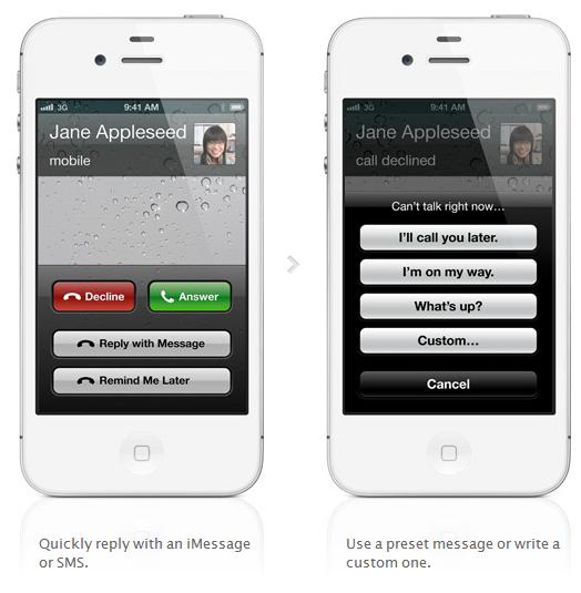 iOS 6 Text