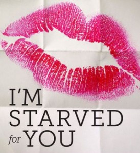 Margaret Atwood I'm Starved for You