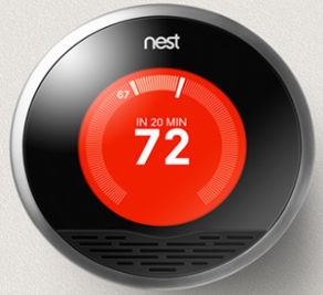 Nest Time to reach correct temperature