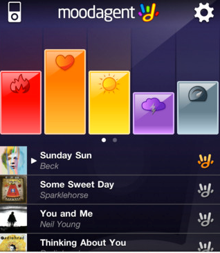 Mood Agent App