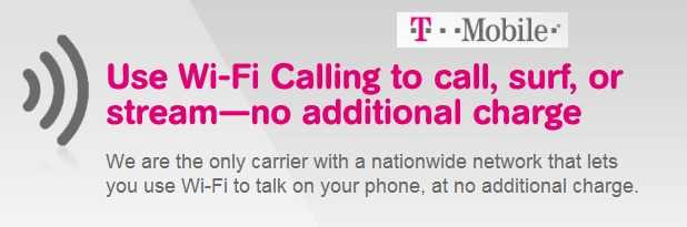 T Mobile Feature
