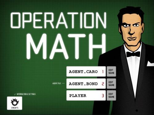 Operation Math App