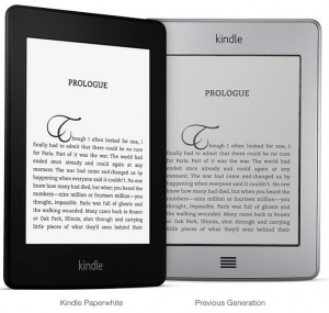 Kindle Paperwhite vs Older Kindle