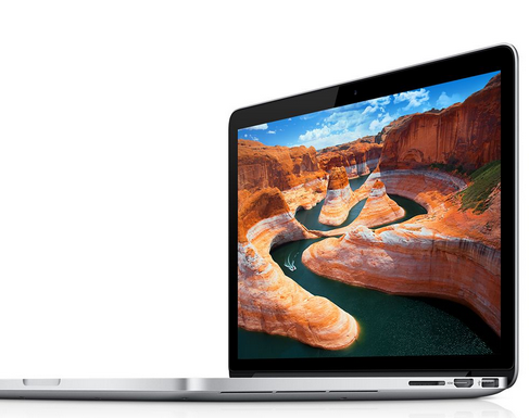 13 Inch MBP with Retina display