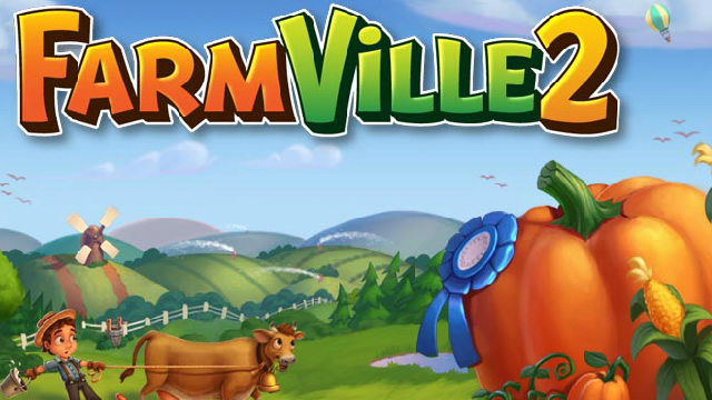 Farmville_2 Zynga Facebook