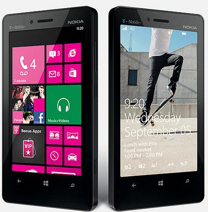 T-Mobile Nokia 810