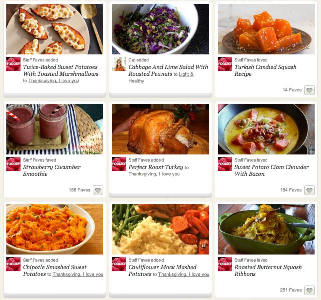 Foodily Recipe Website