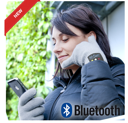 Firebox Bluetooth Gloves