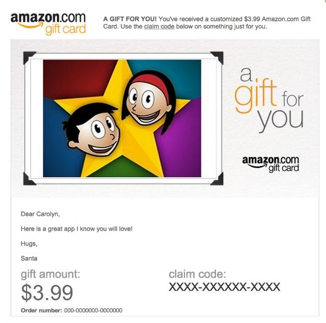 iRewardChart Android Kindle Fire gift