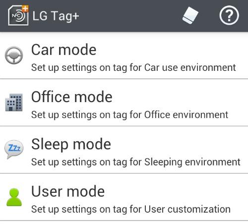LG Tag Plus
