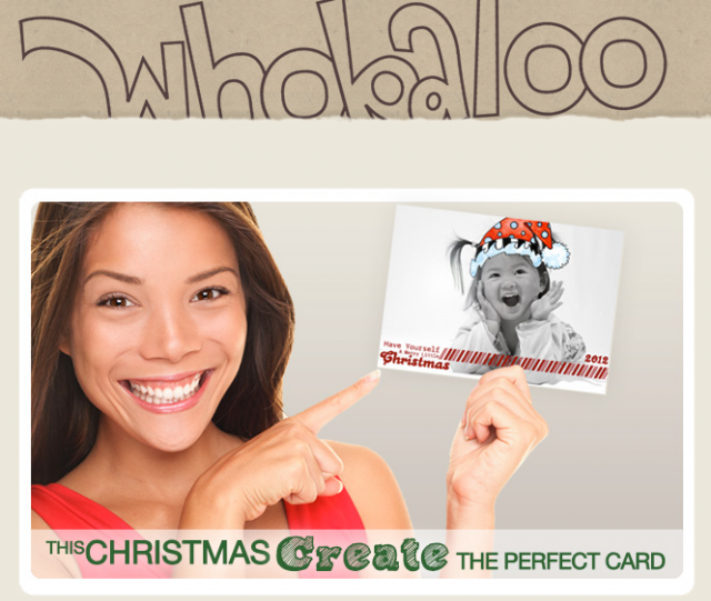 Whobaloo Christmas Cards