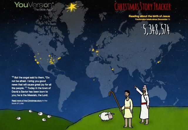 Bible Christmas Story
