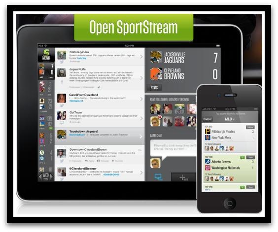 SportsStream Social Media Sports