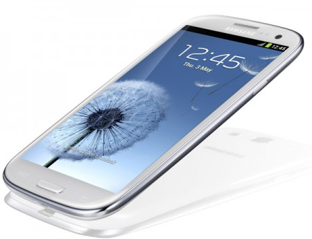 Samsung Galaxy SIII vs. iPhone