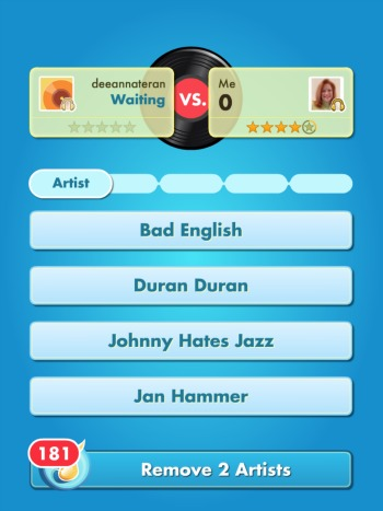 Song Pop Answers