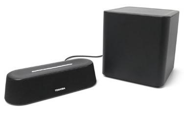 3D Speaker for TV, laptop, smartphone and tablet