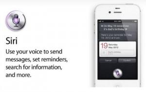 Siri Voice Assistant