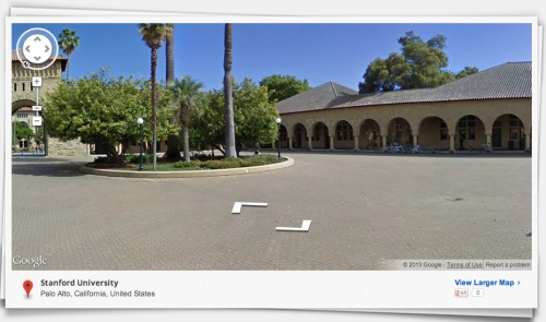 Campus Tours Google Earth