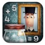 Mystery Math Town iPad app