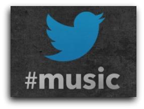 Twitter Music App Website