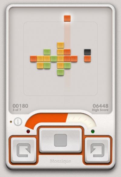 Mosaique Puzzle Game