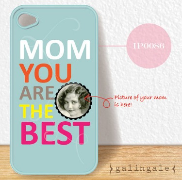 Mom You Are the Best iPhone Case