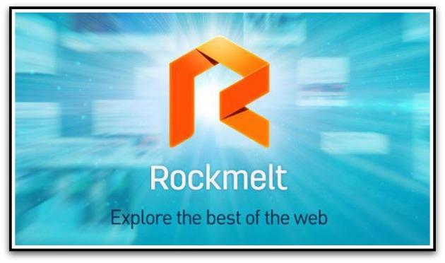 Rockmelt Explore the Best of the Web