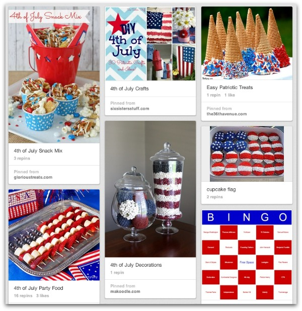 Pinterest Search Results For Fourth Of July Fashion: Celebrate The 4th Of July With Pinterest