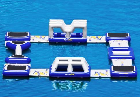 Hammacher Wipeout Float