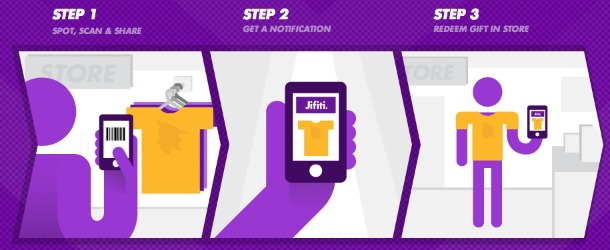 Jifiti Gift App