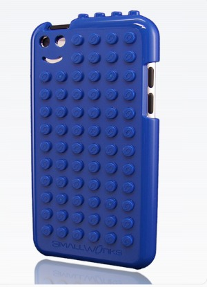 Smallworks iPhone Lego Case