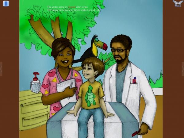Luca Doctor Visit