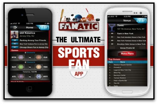 Fanatic Sports App