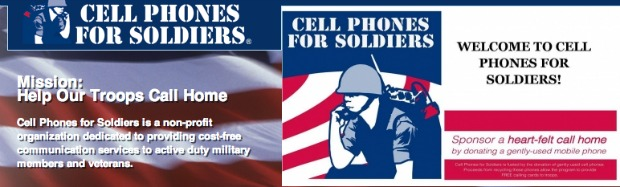 Cell phones for US military