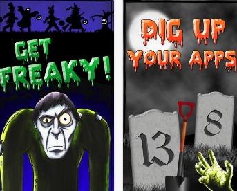 Halloween 13 Tricks App iTunes