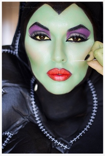 Witch Makeup Halloween Pinterest