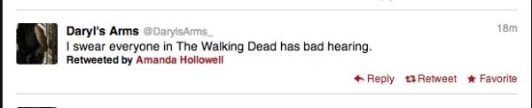Spoiler Foiler Walking Dead