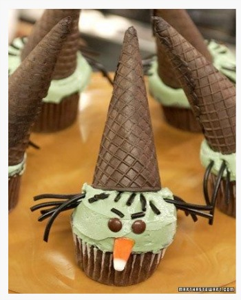 Martha Stewart Living Halloween Recipes Pinterest