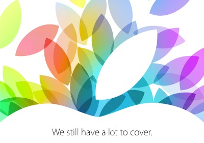 Apple 2013 iPad Event