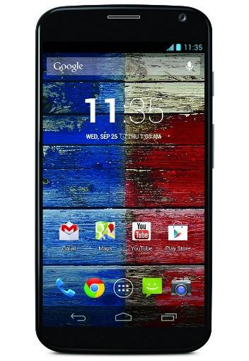 Motorola Moto X Google