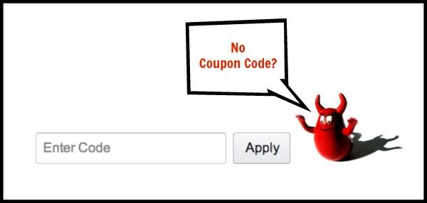 No Coupon Code