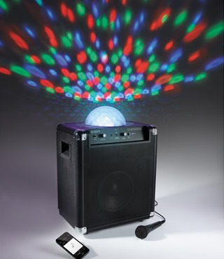 Speaker Sound and Lights