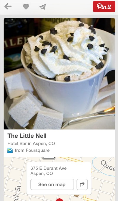 Best Hot Chocolate Pinterest