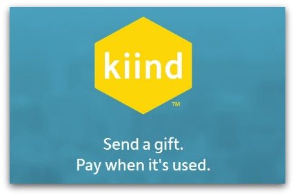 Kiind: A Different Kind of Gift Card