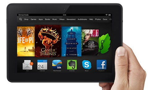 Kindle Fire 7 Inch HDX