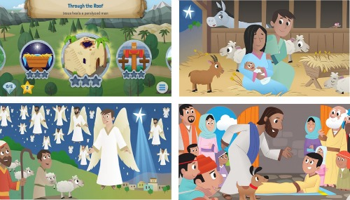 You Version Children's Bible App