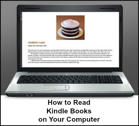 Read a Kindle Book on a Computer