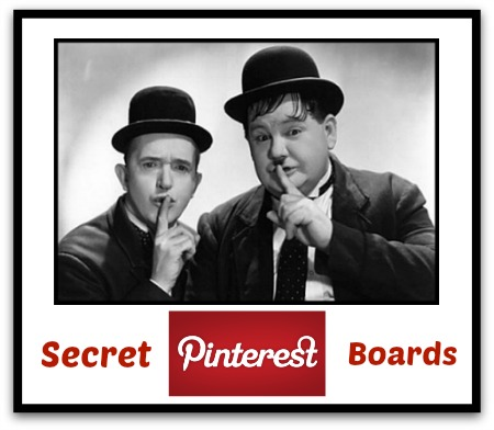 How to Create a Secret Pinterest Board