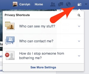 Facebook Privacy Settings Spring Cleaning