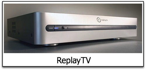 Replay TV DVR
